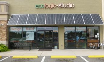 EcoLogic Awning PV