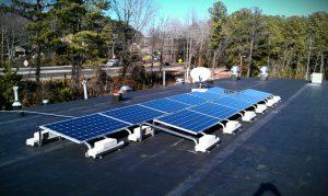 EcoLogic Roof PV