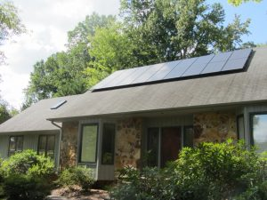 Residential Solar Panels installation by Green State Power