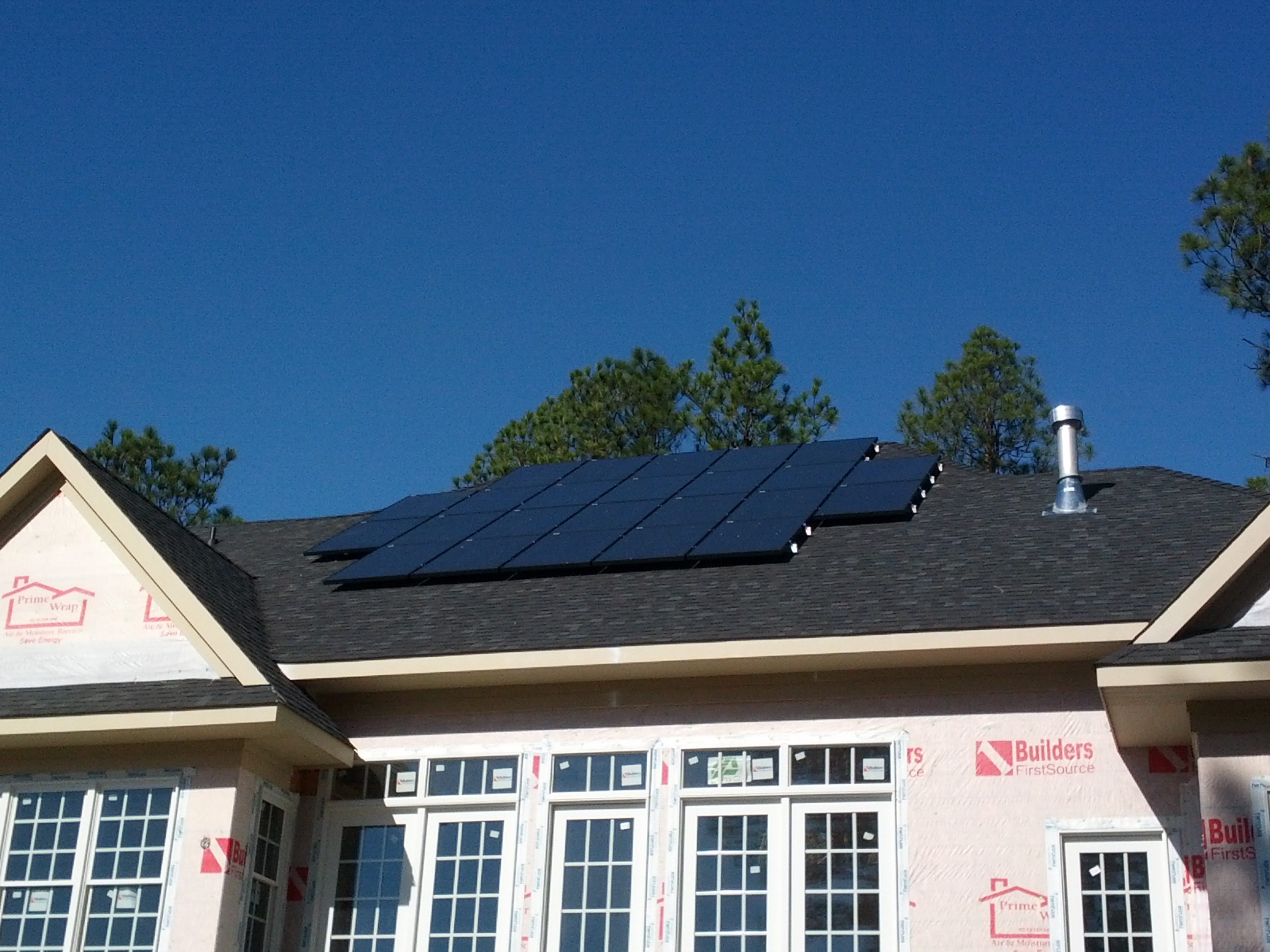 Gsp Integrating Solar Pv Into New Home Construction