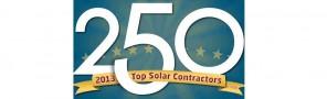 Top 250 Solar Contractors