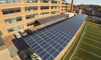 Kipp Solar Carport