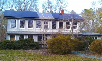 Solar PV Sanford Installation