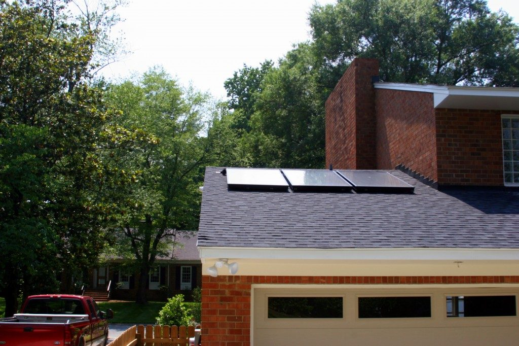 Home PV Installation Greensboro
