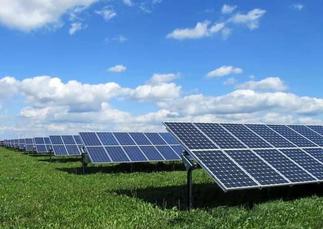 Solar Farms PV Installation Services